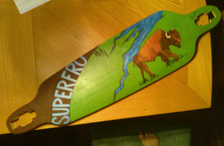 Superfro Longboard