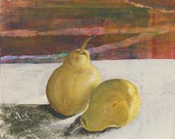 2 small peras
