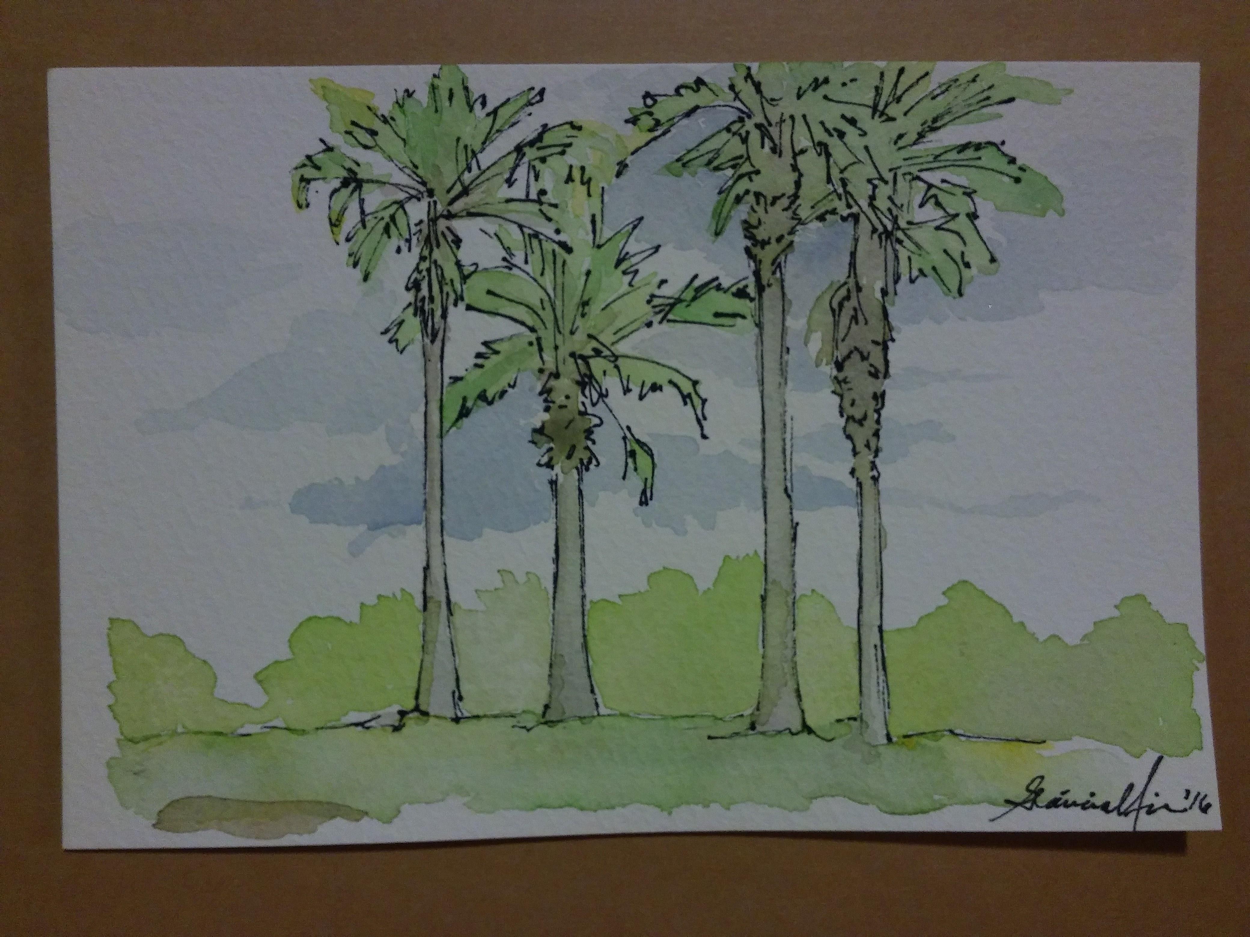 4 Palms