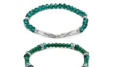Jade Bracelet Set