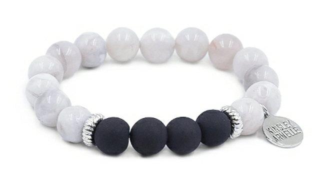 Silver Flurry Bracelet