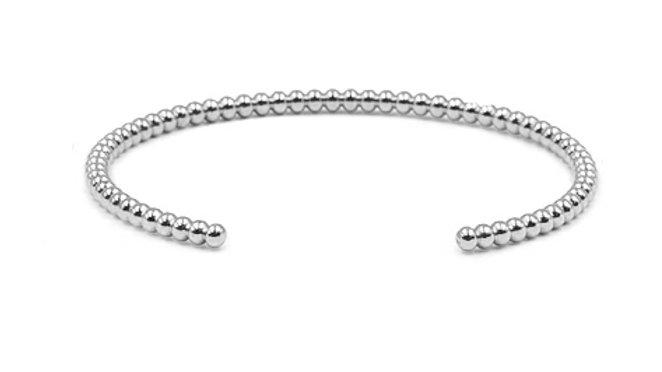 Silver Cleo Bracelet