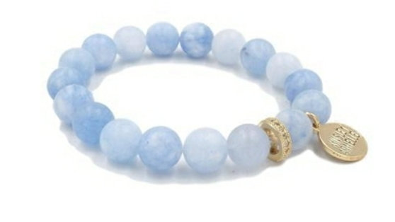 Sky blue bracelet
