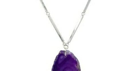 Silver Royal Necklace