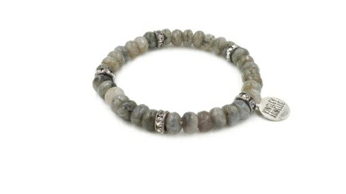 Silver Haze Bracelet