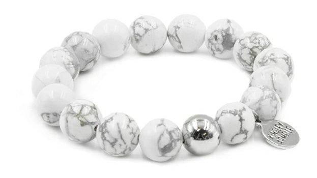 Silver Pepper Bracelet