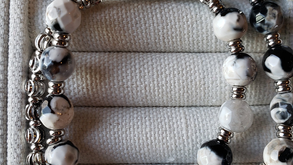 Silver Ora Bracelet