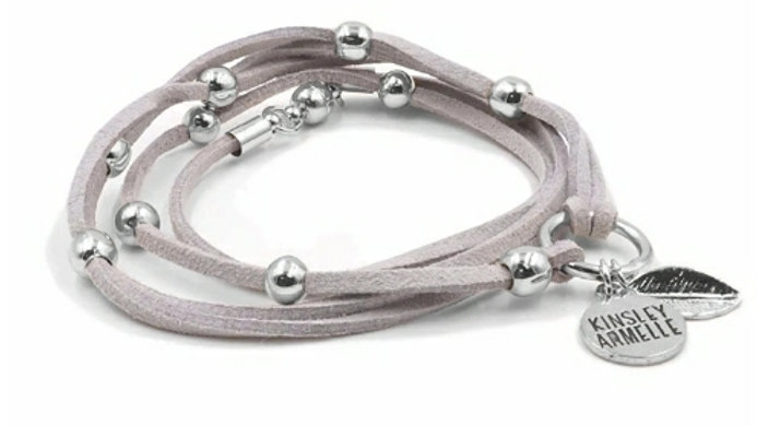 Silver Misty Bracelet