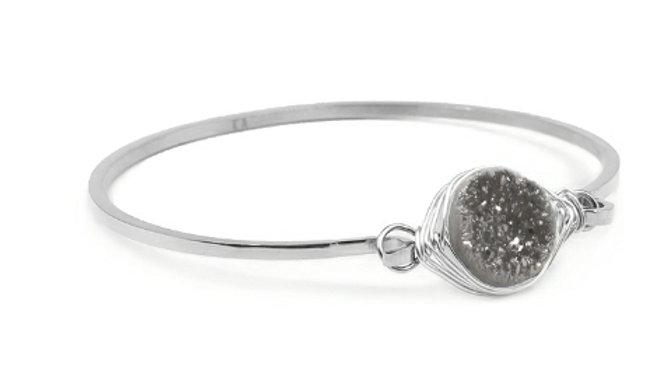 Silver Stormy Bracelet