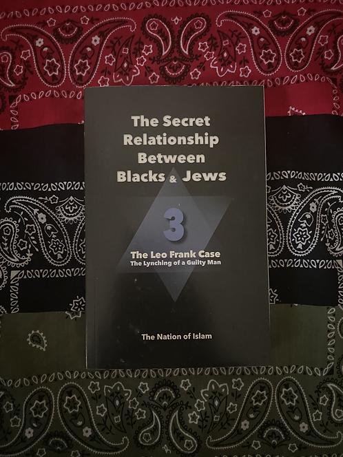 The Secret Relationship Between Blacks & Jews Part 3