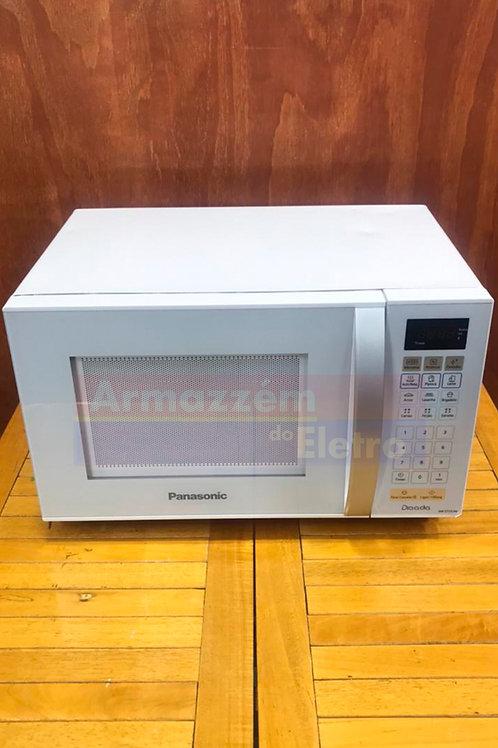 Micro-ondas Panasonic NN-ST25JW Branco – 21L