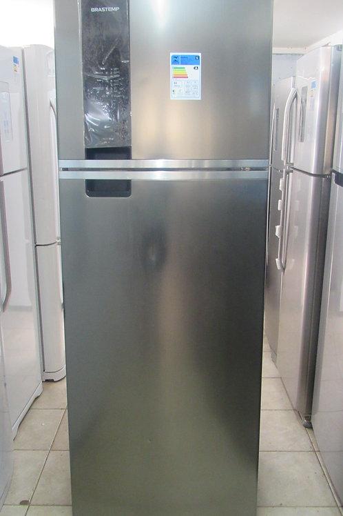 ºGeladeira Brastemp BRM57AK Frost Free Duplex 500 Litros Inox