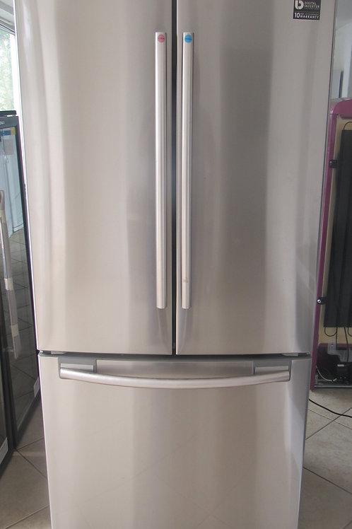 Refrigerador Samsung Modelo RF62HERS1 French Door Inverse 441 Litros
