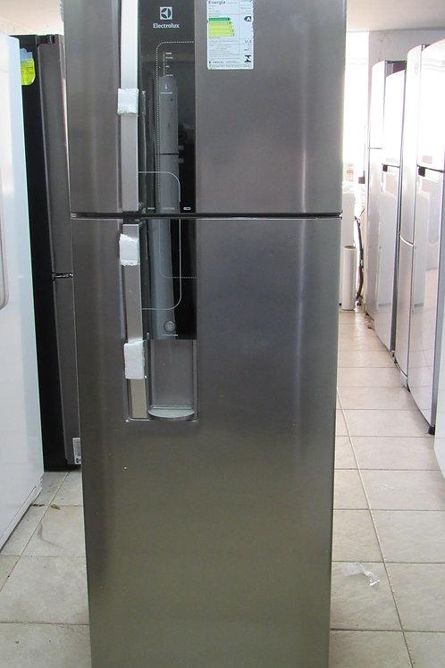 Refrigerador Electrolux Modelo DW42X Duplex 380 Litros Painel Blue Touch
