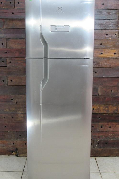 Geladeira Electrolux DFX41 Frost Free Duplex 371 Litros Inox