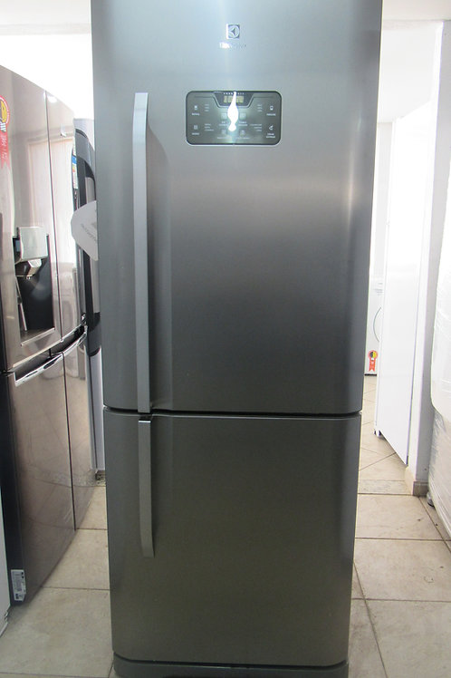 Geladeira Electrolux DB53X Frost Free Inverse 454 Litros Inox