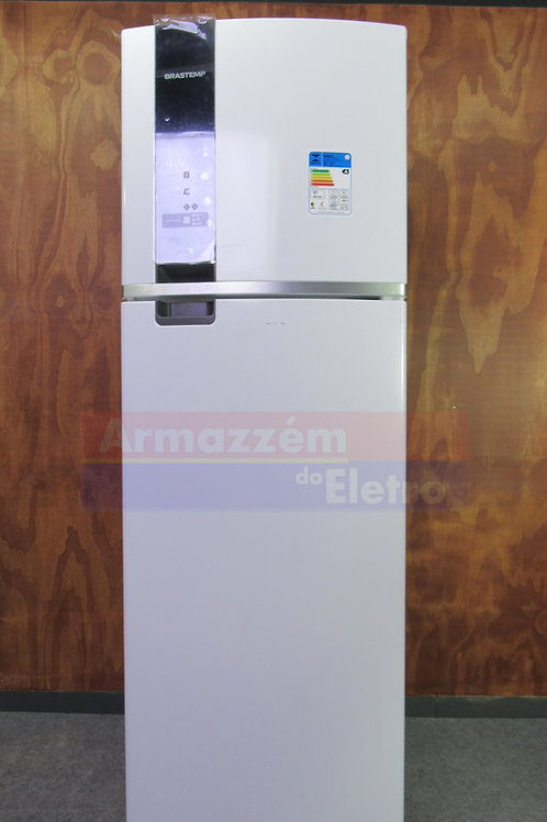 Geladeira Brastemp BRM54HB Frost Free Duplex 400 Litros Painel