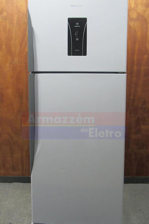 Geladeira Panasonic NR-BT50BD3W Frost Free Duplex 435 Litros Painel Eletrônico