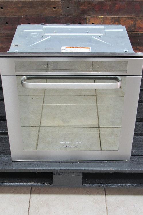 Forno de embutir elétrico Brastemp Gourmand 67 litros inox