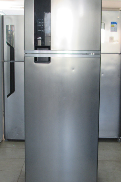 -ºGeladeira Brastemp BRM57AK Frost Free Duplex 500 Litros Inox