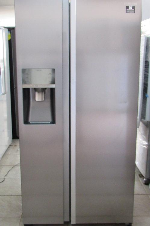 -ºGeladeira Samsung Food Showcase RH58K6567SL Frost Free Side by Side 575 Litros