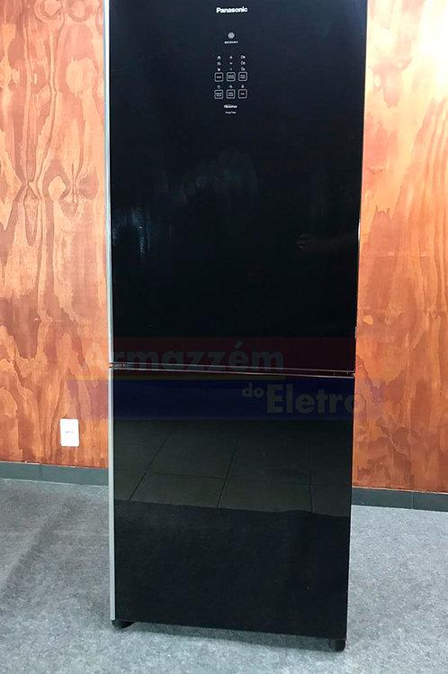 Refrigerador Panasonic NR-BB53GV3 Frost Free Inverse 425 Litros Econavi (220v)).