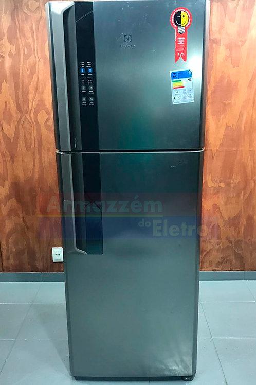 Geladeira Electrolux DF56S Frost Free Duplex 474Litros Painel Eletrônico