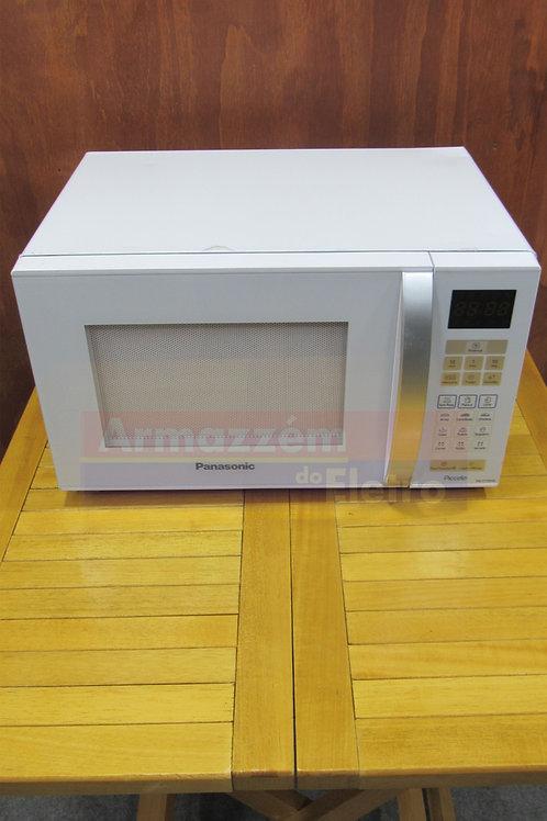 Micro-ondas Panasonic Piccolo 25 Litros NN-ST35HWRU