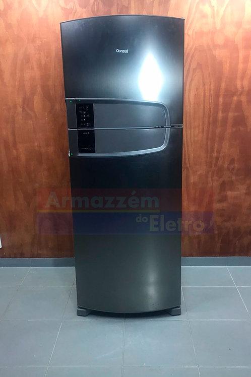 Geladeira Consul CRM55AK Frost Free Duplex 437L Inox (127V)