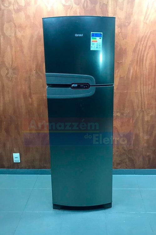 Geladeira Consul CRM43NK Frost Free Duplex 386 Litros Inox  (220V)