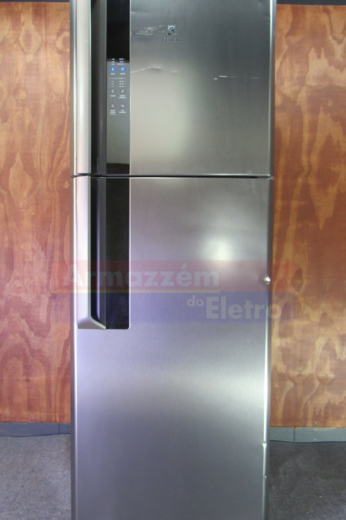 Geladeira Electrolux DF56S Frost Free Duplex 474 Litros Painel Blue Touch - 220V