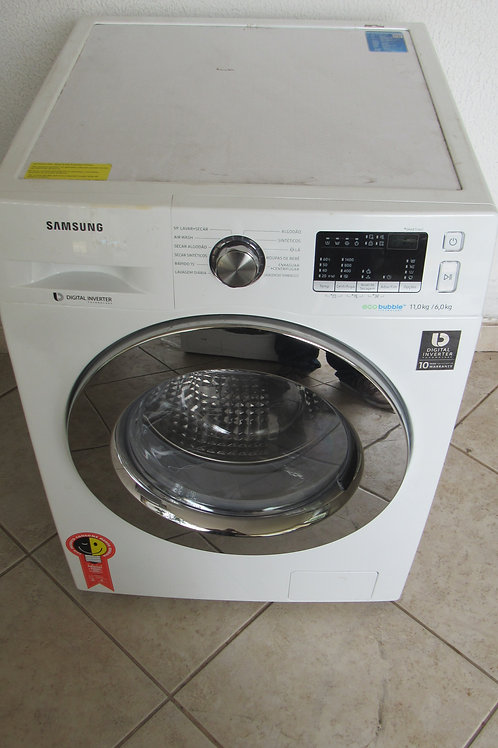 Lava e Seca Samsung 11kg Eco Bubble WD11M44530W