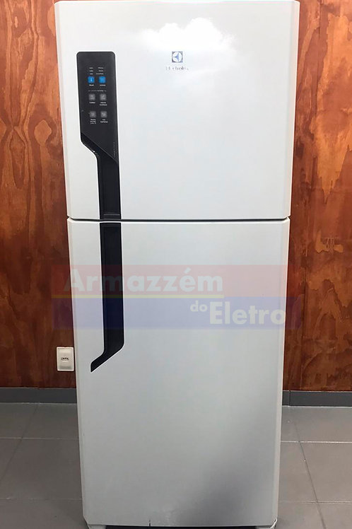 Geladeira Electrolux TF55 Frost Free Duplex 431 Litros Painel Blue Touch