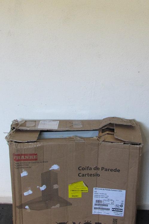 Coifa de Parede 4 Bocas Franke 60 Cm Modelo FJO 604 W XS