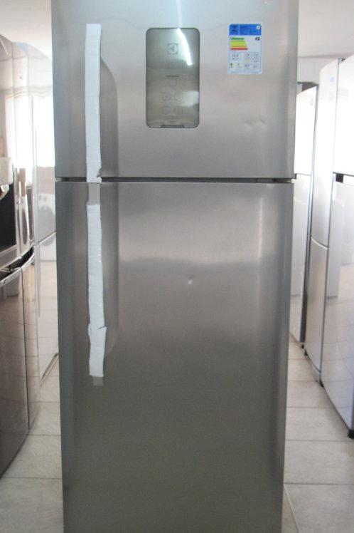 Refrigerador Electrolux TF51X Frost Free Duplex 433Litros Inox