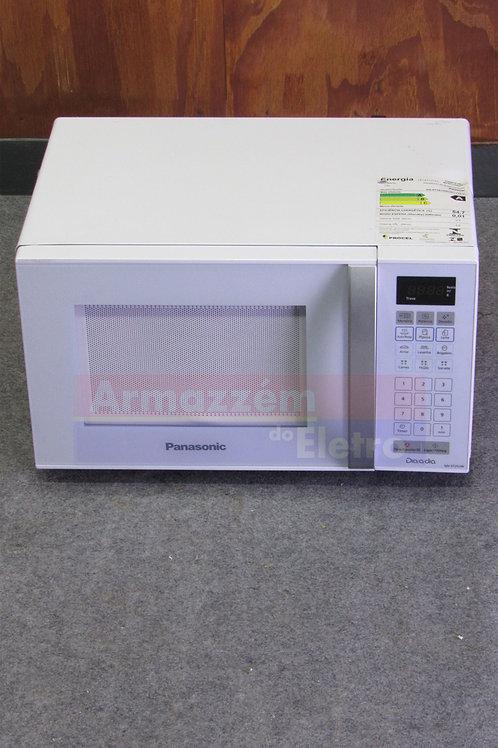 Forno de Micro-ondas Panasonic NN-ST25JW Branco – 21L
