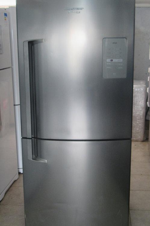 ºGeladeira Brastemp BRE80A Frost Free Inverse 573 Litros Inox