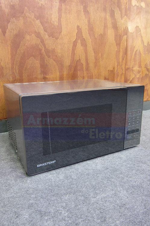 Forno de Micro-ondas Brastemp BMY45 com Grill - 30 L INOX -127v