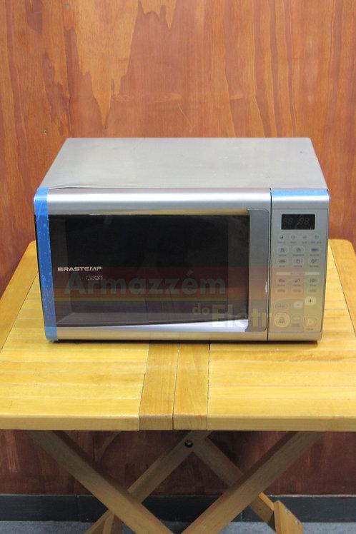 Micro-ondas Brastemp BMC20 com Receitas Pré-programadas 20L
