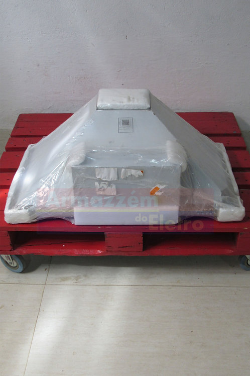 Coifa Parede Fischer 90 cm Tradition Plus 90 Inox Inox
