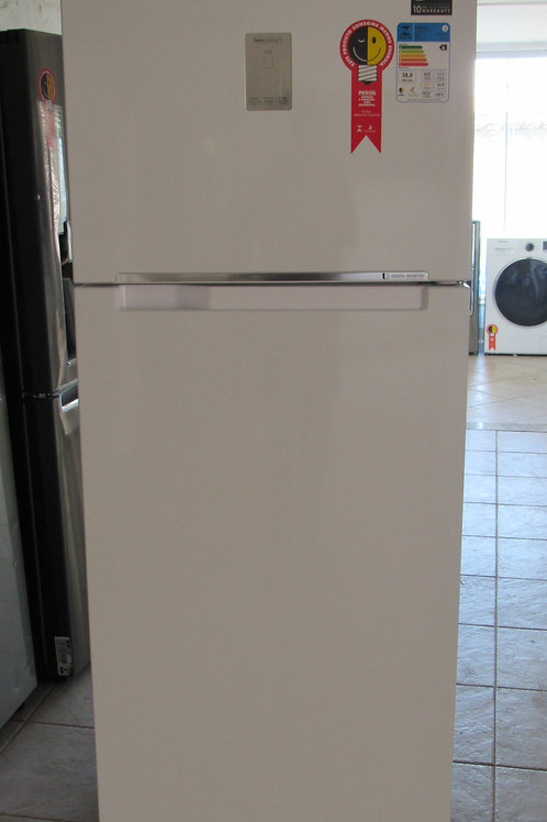 Geladeira Samsung RT46K6241WW Frost Free Duplex 453 Litros Painel Eletrônico