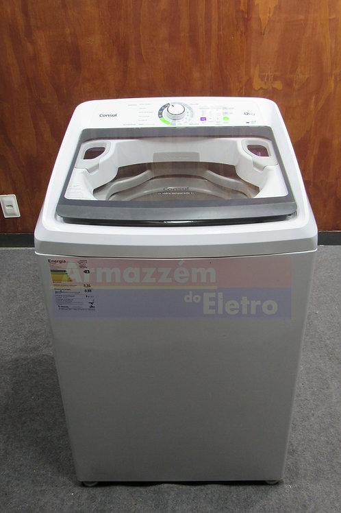 Lavadora Consul 12kg CWS12AB