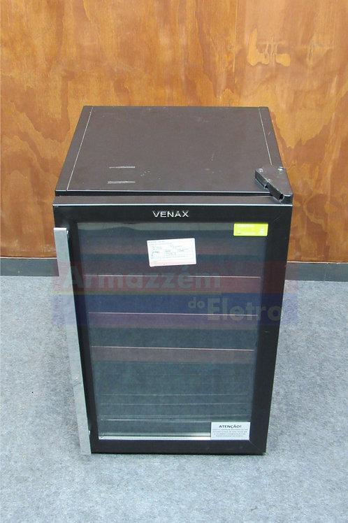 -ºAdega Climatizada por Compressor 24 garrafas Venax Piu Bella 100L 7831