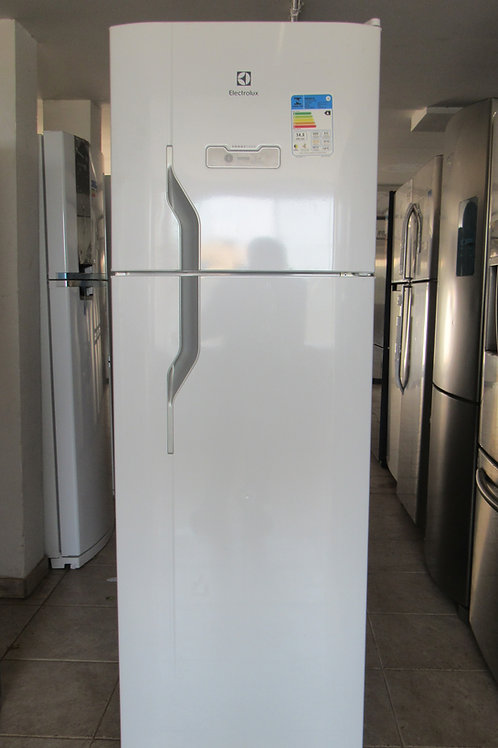 Geladeira Electrolux DFN41 Frost Free Duplex 371 Litros Painel Blue Touch