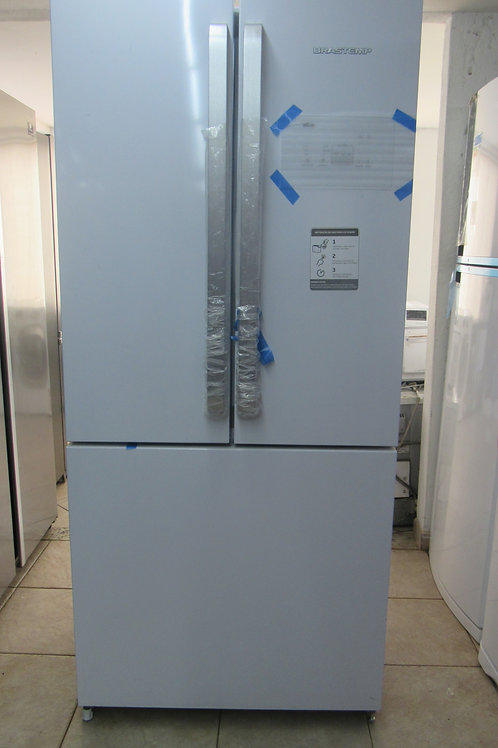ºGeladeira Brastemp BRO80A Frost Free French Door Inverse 540 Litros Ative!