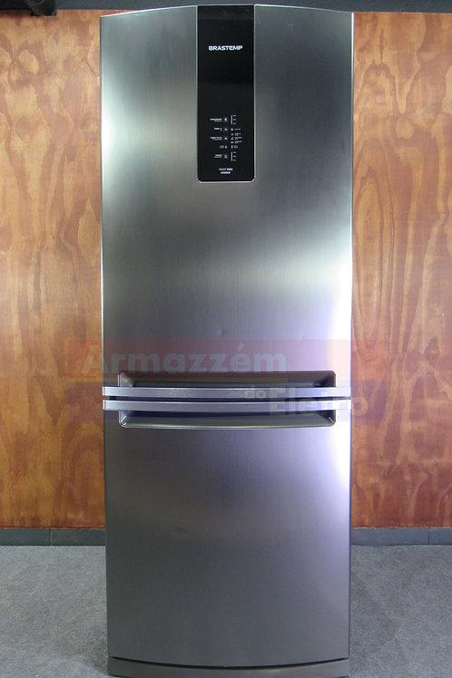 Geladeira Brastemp Frost Free Inverse 443 litros cor EVOX - 127V