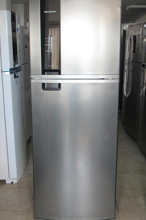 Geladeira Brastemp BRM56AK Frost Free Duplex 462 Litros Inox