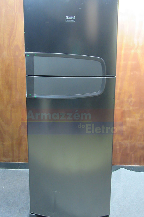 Geladeira Consul CRM54BK Frost Free Duplex 441 Litros Inox