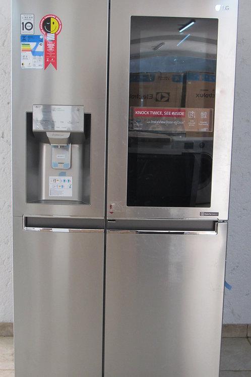 Refrigerador LG Modelo New Lancaster X247CSAV Side by Side 601 Litros