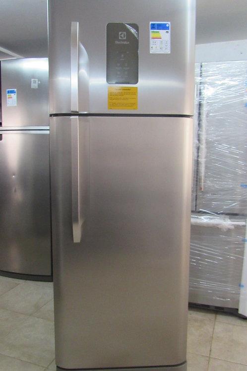 Refrigerador Electrolux TF52X Frost Free Duplex 464 Litros Inox